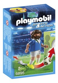 Playmobil Sports & Action 6895 Voetbalspeler Italië