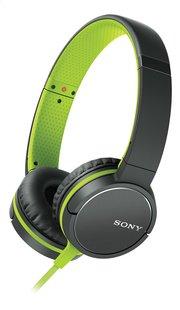 Sony casque MDR-ZX660 vert