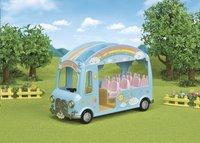 Sylvanian Families 5317 - Le Bus Arc-en-ciel-Image 6