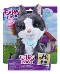 FurReal Friends Peluche interactive Lil' Big Paws Frankie le chien gourmand
