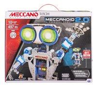 Meccano Tech robot Meccanoid G16 2.0-Vooraanzicht
