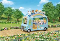 Sylvanian Families 5317 - Le Bus Arc-en-ciel-Image 7