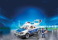 Playmobil City Action 6920 Voiture de policiers avec gyrophare et sirène-Image 1