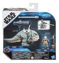 Disney Star Wars Mission Fleet Expedition Class - Blurrg + Kuiil-Arrière