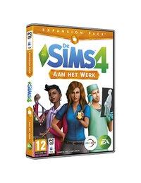 Pc De Sims 4: Aan het werk