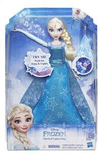 Mannequinpop Disney Frozen Zingende Elsa-Vooraanzicht