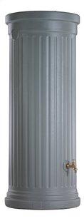 Garantia Regenton Romeinse kolom grijs 1.000 l-Vooraanzicht