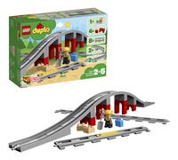 LEGO DUPLO 10872 Treinbrug en -rails-Artikeldetail