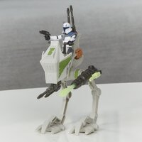 Disney Star Wars Mission Fleet Expedition Class - AT-RT + Captain Rex-Image 2