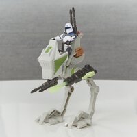Disney Star Wars Mission Fleet Expedition Class - AT-RT + Captain Rex-Image 3