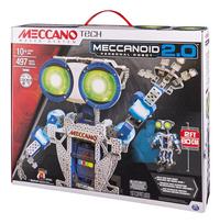 Meccano Tech robot Meccanoid G16 2.0-Côté droit