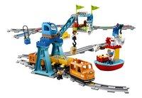LEGO DUPLO 10875 Goederentrein-Vooraanzicht