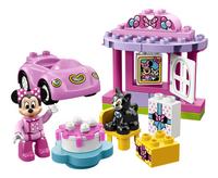 LEGO DUPLO 10873 La fête d'anniversaire de Minnie-Avant