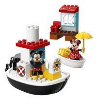 LEGO DUPLO 10881 Mickey's boot-Vooraanzicht
