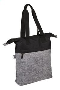 Kangourou shopper grijs-Linkerzijde