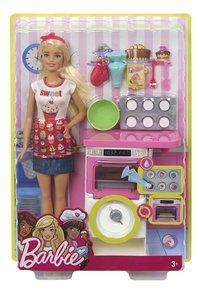 Barbie speelset Bakery Chef-Vooraanzicht