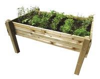 BnB Wood zandbak/kweektafel-Rechterzijde