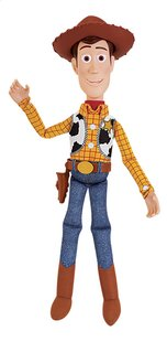 Lansay figurine interactive Toy Story 4 Woody parlant-Avant