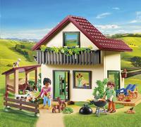PLAYMOBIL Country 70133 Maisonnette des fermiers-Image 2