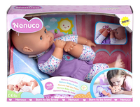 Nenuco zachte pop Baby Poses-Vooraanzicht