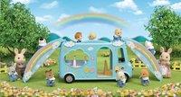 Sylvanian Families 5317 - Le Bus Arc-en-ciel-Image 2