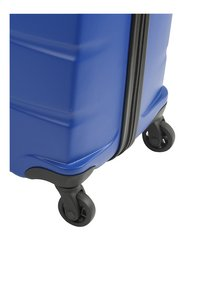 Princess Traveller Harde reistrolley Grenada blue 55 cm-Onderkant