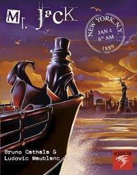 Mr. Jack in New York-Vooraanzicht
