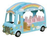 Sylvanian Families 5317 - Le Bus Arc-en-ciel-commercieel beeld