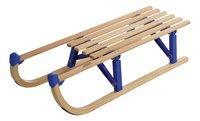 Opplooibare houten slee