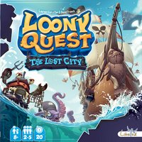 Loony Quest extension : The Lost City