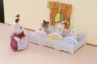 Sylvanian Families 4448 - Lits superposés à 3 couchettes-Image 2