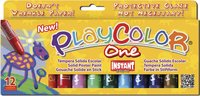 12 verfstiften PlayColor One 10 g