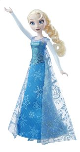 Poupée mannequin  Disney La Reine des Neiges Elsa chante NL
