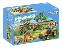 Playmobil Country 6870 Starter Set 'Couple de fermiers avec verger'