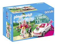 Playmobil City Life 6871 Starter Set Trouwpartij