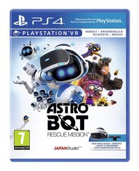 PS4 Astro Bot Rescue Mission VR ENG/FR