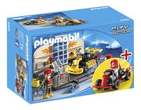 Playmobil City Action 6869 Starter Set 'Atelier de karting'