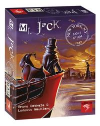 Mr. Jack in New York-Linkerzijde