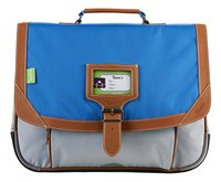 e12bfdee4468 Tann s cartable Iconic bleu gris 38 cm