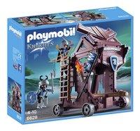 Playmobil Knights 6628 Tour d'attaque des chevaliers du Faucon