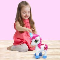 Figurine interactive Little Unicorn-Image 1