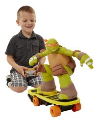 Les Tortues Ninja RC Skateboarding Mikey-Image 3