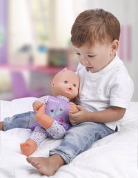 Nenuco zachte pop Baby Poses-Afbeelding 1