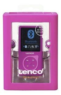 Lenco lecteur MP4 Bluetooth MP-208 8 Go Pink-Avant