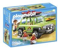 Playmobil Summer Fun 6889 Familieterreinwagen met kajaks