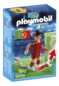 Playmobil Sports & Action 6899 Voetbalspeler Portugal