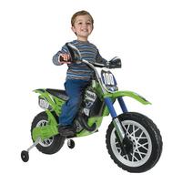Injusa elektrische moto Cross CR Kawasaki-Afbeelding 1