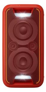Sony haut-parleur Bluetooth GTK-XB5 rouge