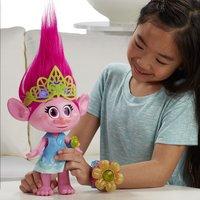 Figurine Trolls Poppy Chantante-Image 3