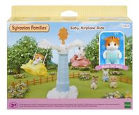 Sylvanian Families 5334 - Le manège volant et Alfie, bébé Chat Roux-Avant